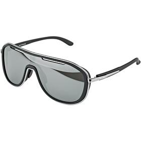 Oakley Outpace Gafas de sol, black ice/prizm black